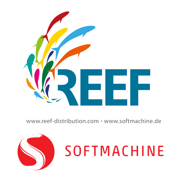 Softmachine & Reef Distribution